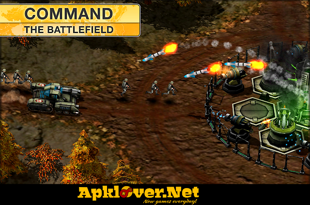 Modern Command APK MOD unlimited money & unlocked