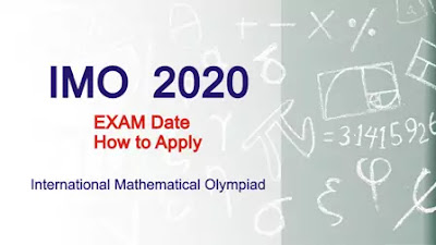 International Math Olympiad 2020