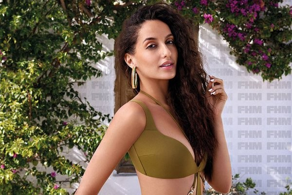sext looking nora fatehi photo