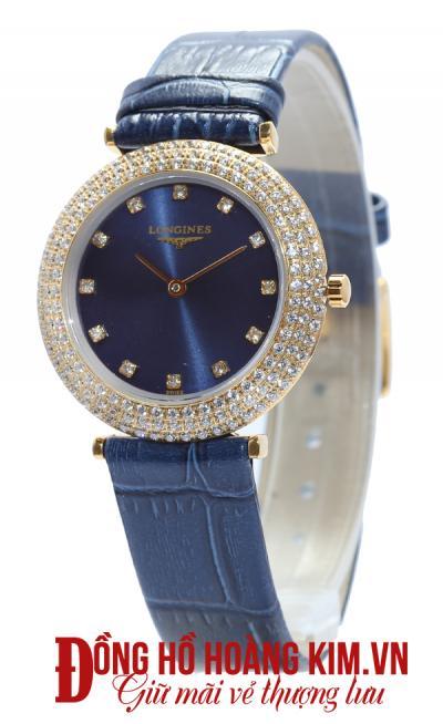 đồng hồ longines nữ mới về đính đá