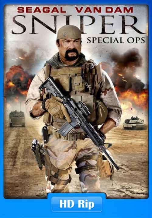Sniper Special Ops 2016 720p WEB-DL