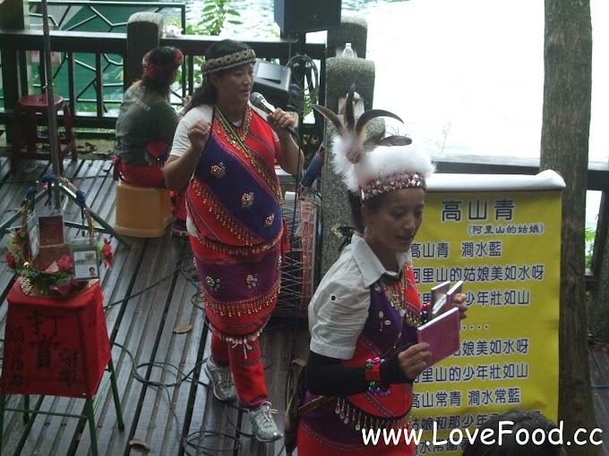 南投魚池-玄光碼頭-知名茶葉蛋就在這 玄光寺看日月潭風光-xuan guang ma tou