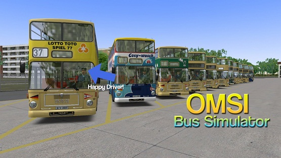 OMSI The Bus Simulator Game Free Download-PCGAMEFREETOP