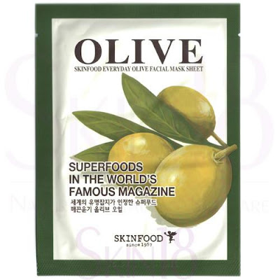 Skinfood Everyday Mask Sheet (olive)