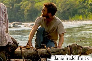 Jungle: Behind the scenes photo
