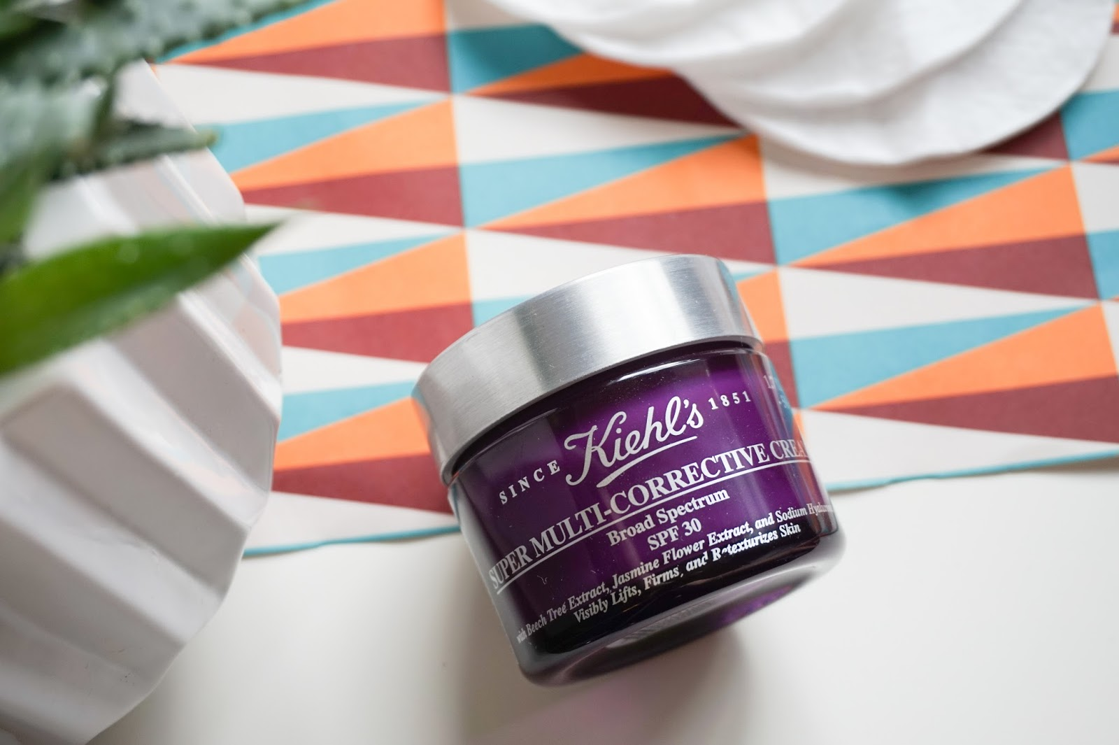 Kiehls Super Multi-Corrective Cream Review