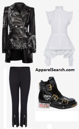 Complete Outfit Biker Jacket