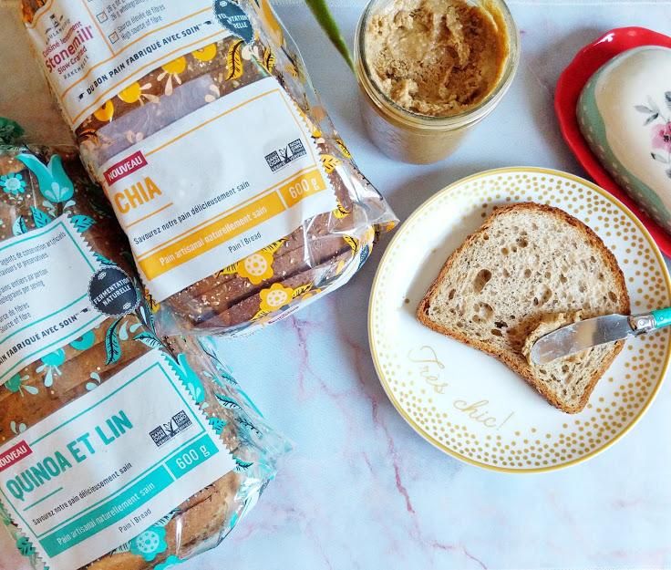 Du bon pain... et des recettes...