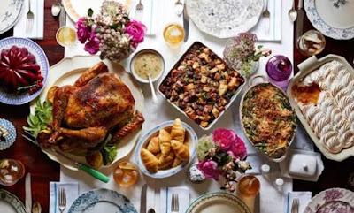 جدول أكلات رمضان