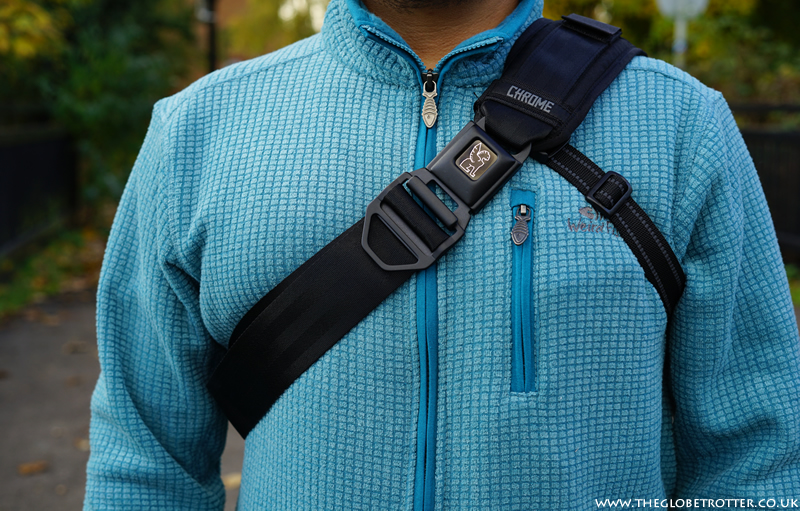 Kadet Nylon Sling Bag from Chrome