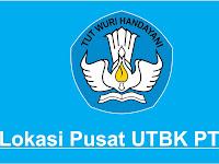74 Alamat Lengkap Pusat UTBK PTN Se Indonesia 2021 Beserta Kode, No Telp, dan Email