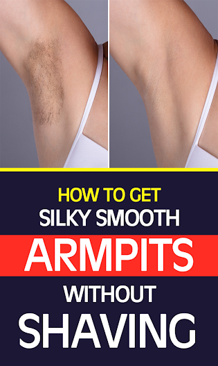 5 Ways To Get Silky Smooth Armpits Without Shaving Them