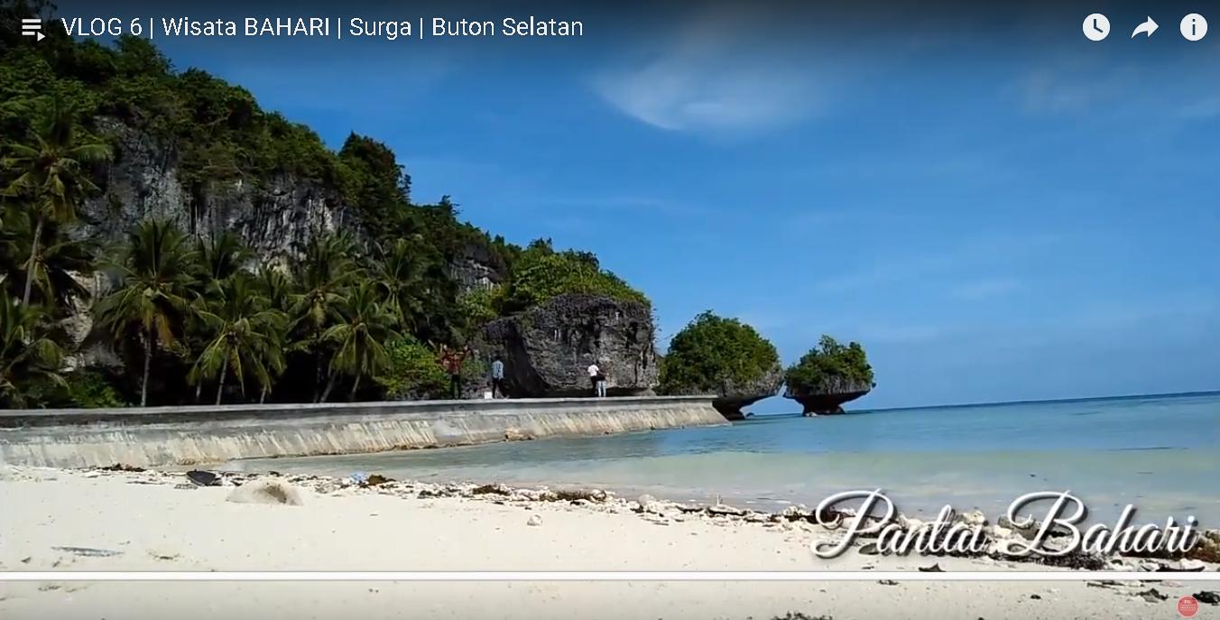 Apa Yang Menarik Dari Pantai Bahari Buton Selatan   Phylo Post