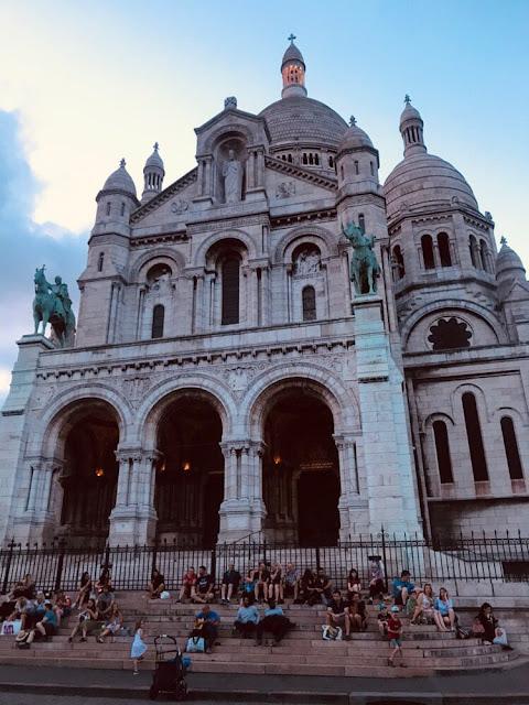 Сакре-Кёр-Париж