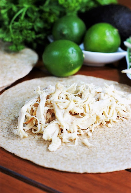Making Shredded Chicken Image