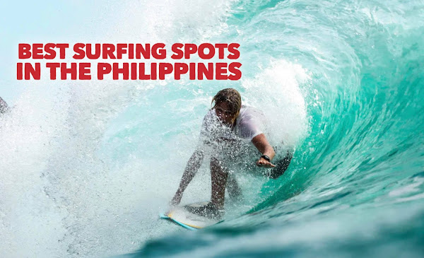Best Surfing Spots in the Philippines 2021
