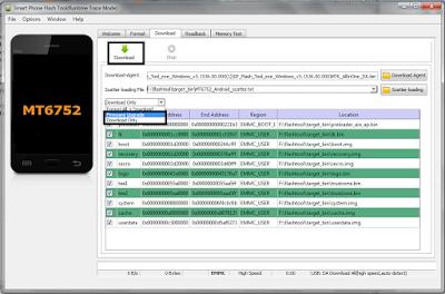 Tutorial Flashing smartphone Vivo Y3T bootloop