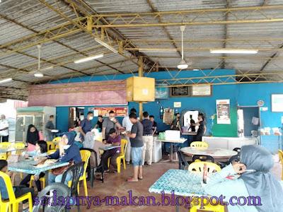 Restoran Sila O Sila Nurul Nasi Campur dan Ikan Bakar, Kulim