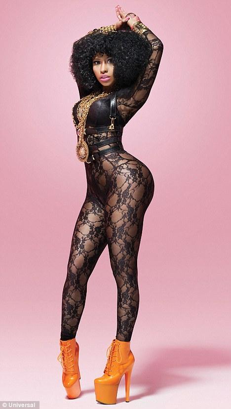 Free Nicki Minaj Porn Pics