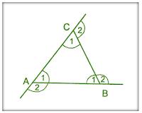 Contoh Soal, Kunci Jawaban, dan Pembahasan Segitiga Matematika