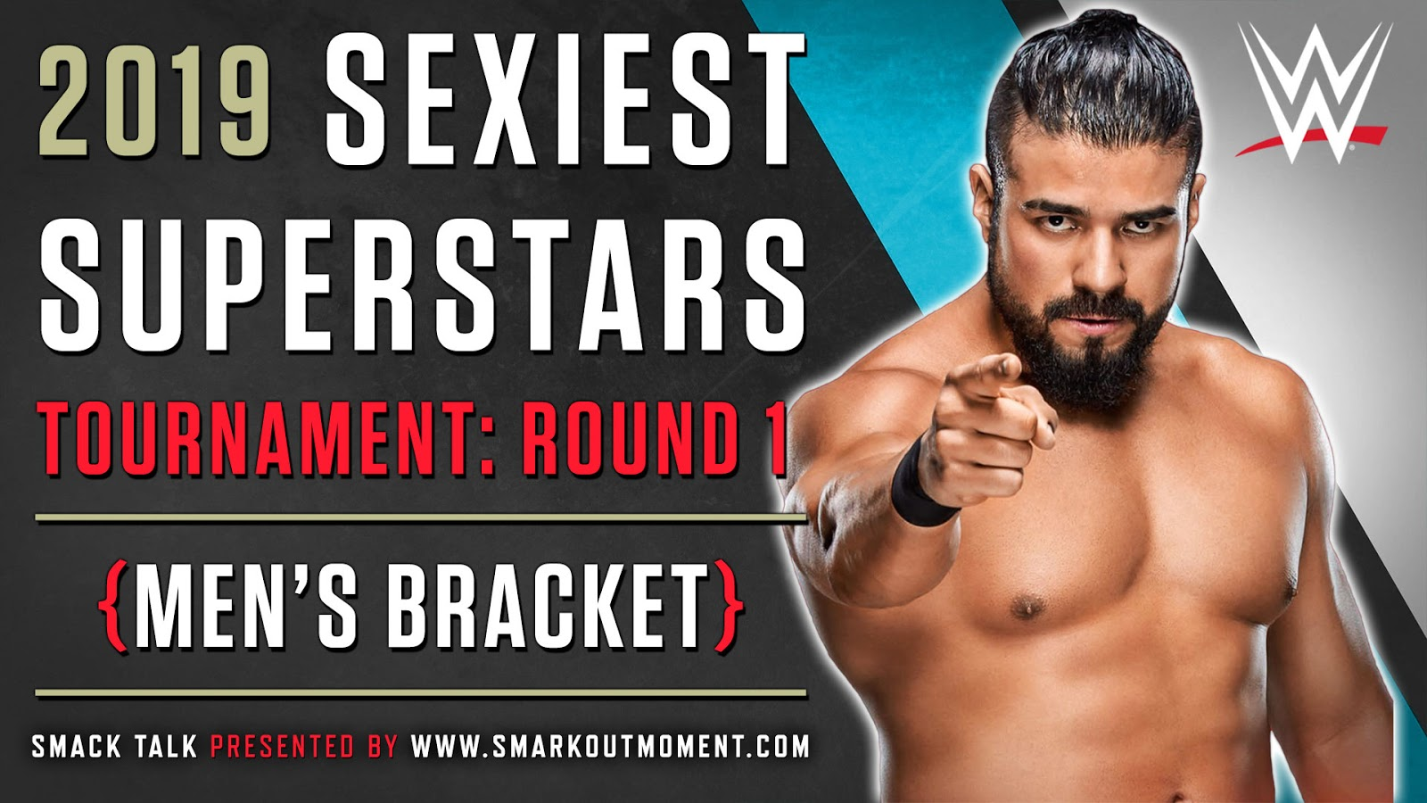 Sexiest WWE Superstars Tournament Round 1 - Hottest Man in