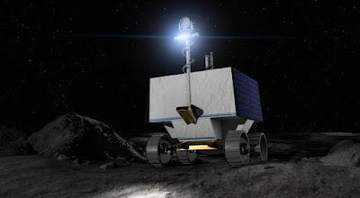 rover VIPER - Una Galaxia Maravillosa