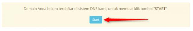 Cara custom/merubah domain blogspot ke TLD