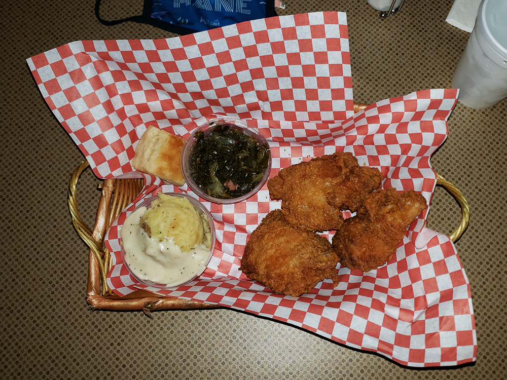 2 Pieces Dark from Joes' Fried Chicken