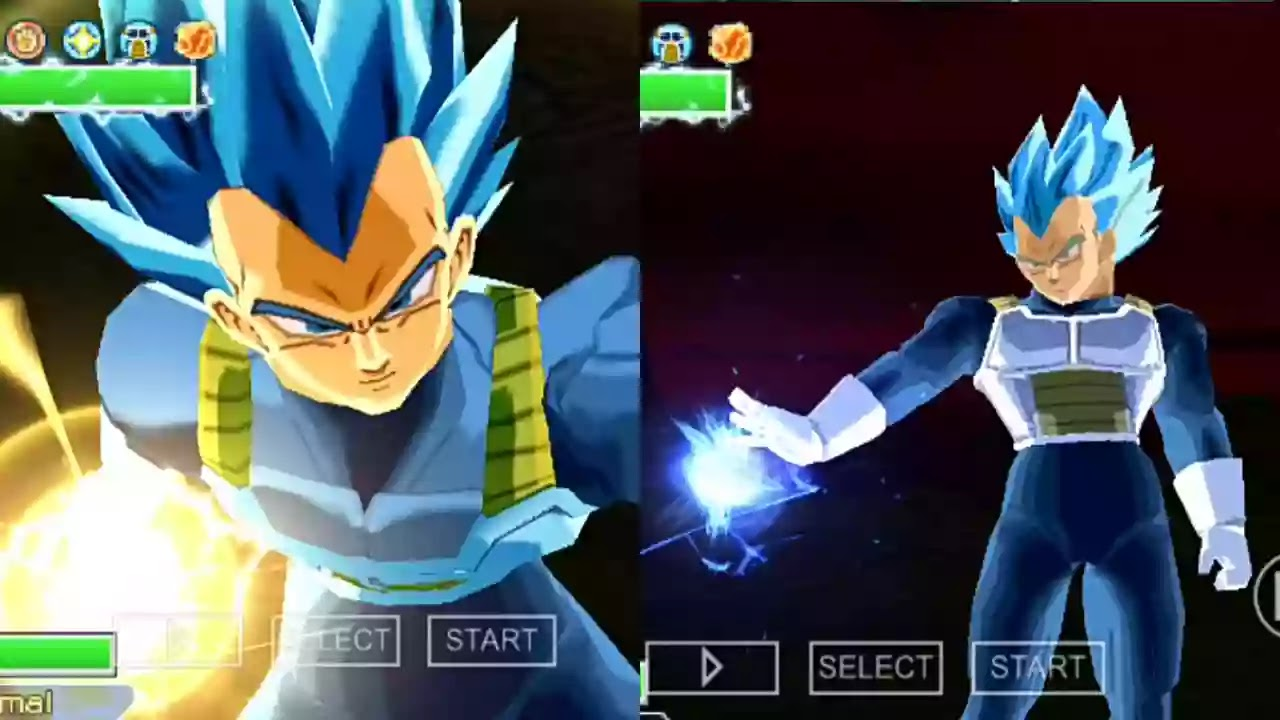 Dragon Ball Z Android Game