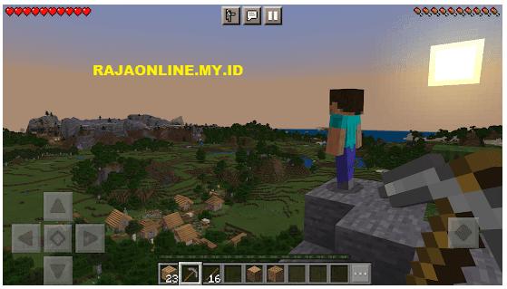Install Minecraft xbox APK gratis. Bisa mabar offline Via Hotspot