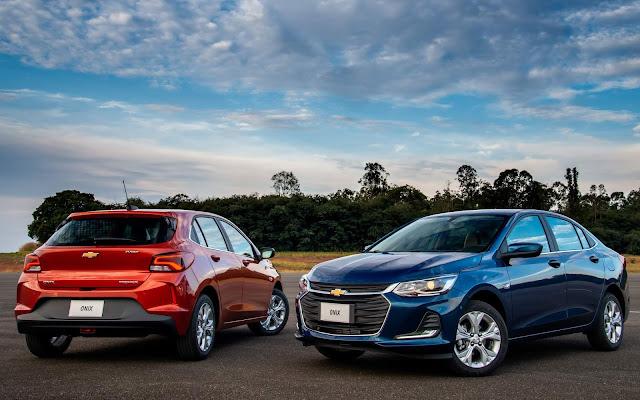 Carros e marcas mais vendidos em dezembro de 2019
