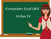 Download Kumpulan Soal UAS 2 / UKK Kelas 4 dan File Soal