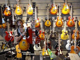ROCKERPARIS: Ryan Roxie (Alice Cooper, Slash) @ Guitar ...