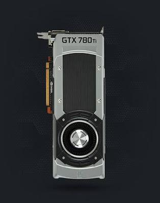 NVidia GeForce GTX 780 Ti完全ドライバーのダウンロード