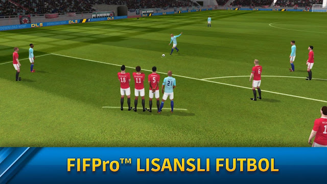 Dream League Soccer 2021 Para Hileli APK