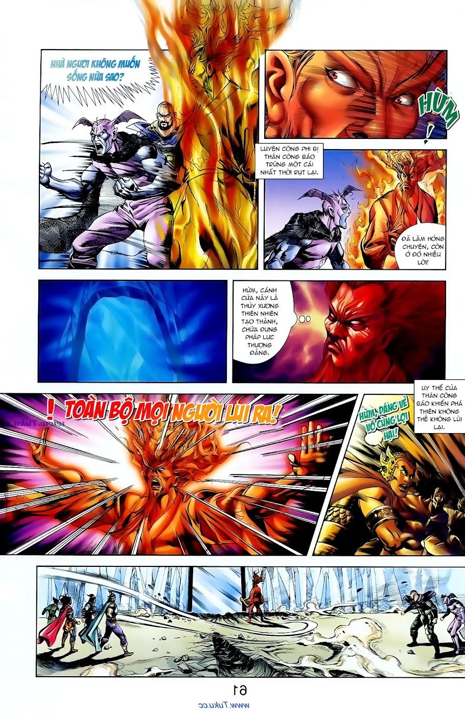 Cơ Phát Khai Chu Bản chapter 97 trang 19