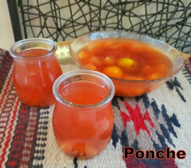 images of  Ponche Recipe / How to make Ponche Navideño Mexicano / Mexican Christmas Fruit Punch / Ponche Navideño / Ponche de Frutas / Mexican Ponche Recipe