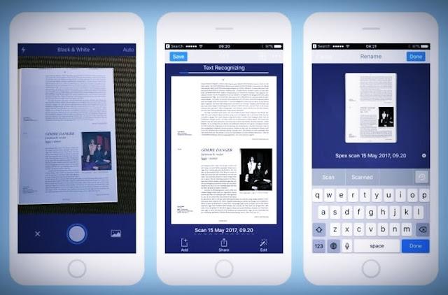 مميزات-تطبيق-Text-Scanner