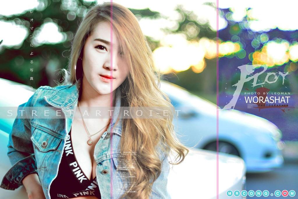 Image Thai-Model-No.347-Ployrawee-Chantra-MrCong.com-001 in post Thai Model No.347: Người mẫu Ployrawee Chantra (30 ảnh)
