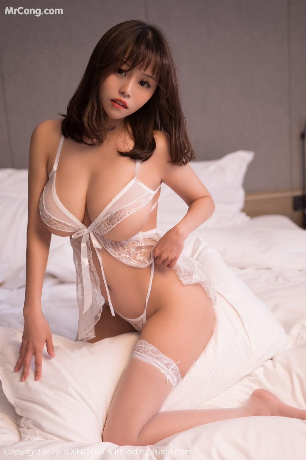 Image XingYan-Vol.100-Various-Models-MrCong.com-066 in post XingYan Vol.100: Various Models (102 ảnh)