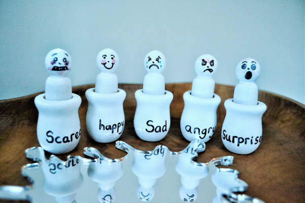 PSED Emotion faces dolls