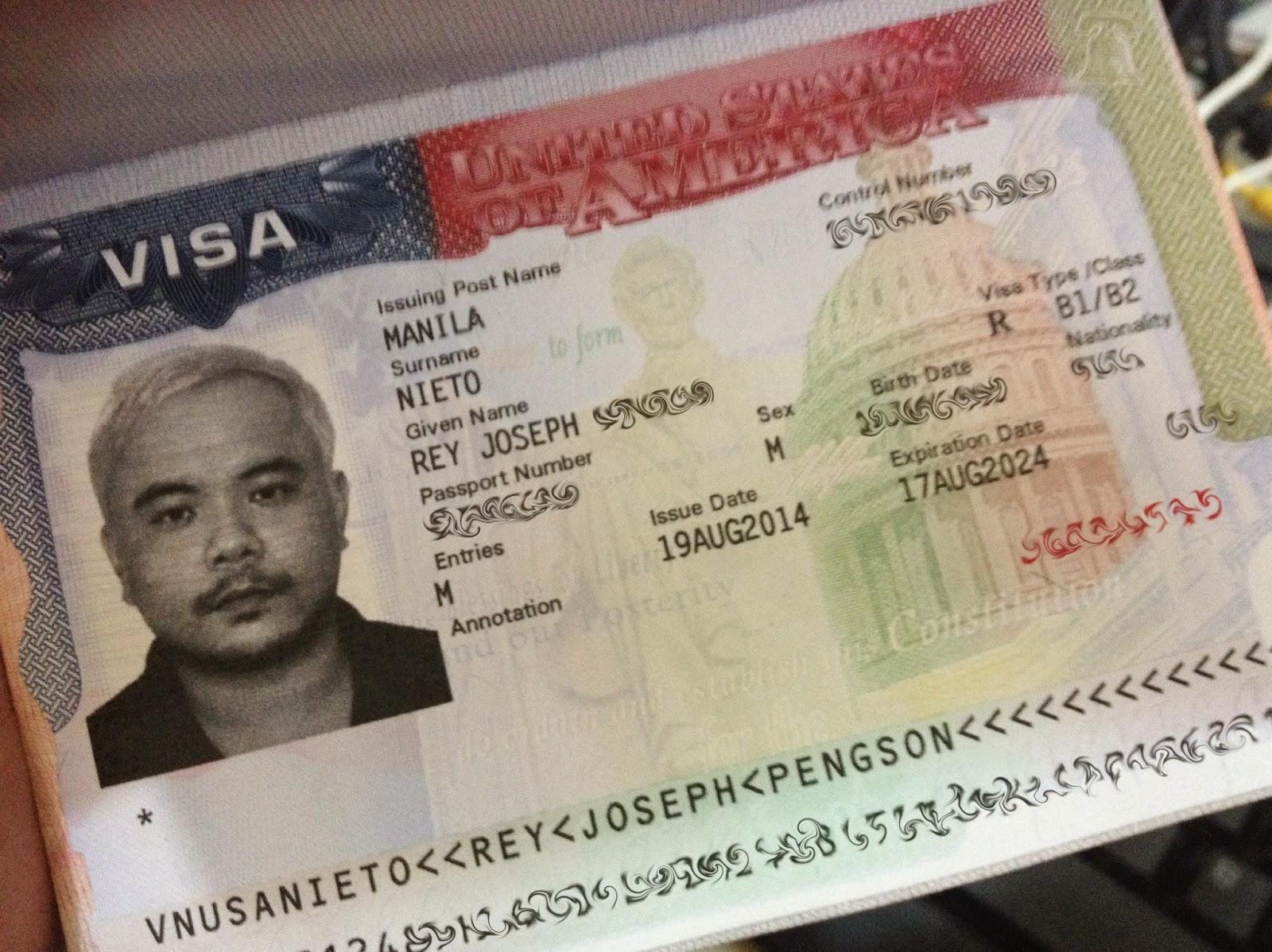 visitor visa visit travel preparation