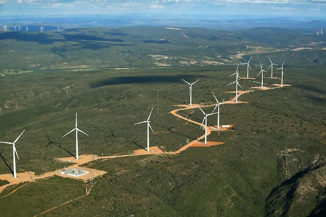 Resultado de imagem para Bahia é líder nacional no cadastramento de projetos eólicos e solares em leilão