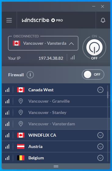 إستخدام VPN لفتح المواقع التى تحجبها الشركة المزودة للخدمة