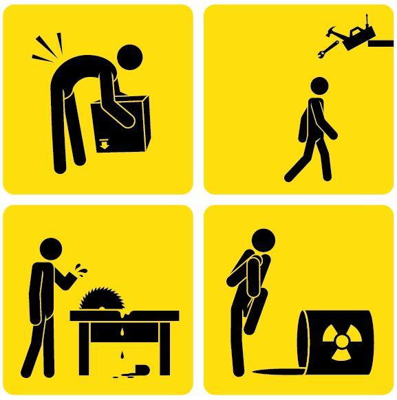 أنواع المخاطر المهنية و طرق الوقاية منها