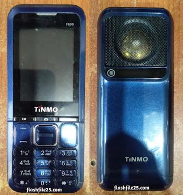 tinmo f600 flash file