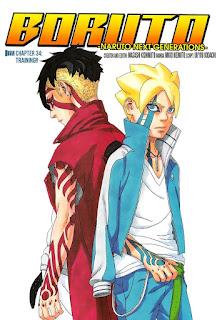 Read Boruto Manga Chapter 34 Full English
