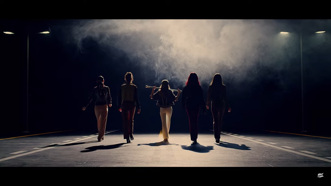 AOA Members Become Armed Hunters on Comeback MV 'Come See Me'