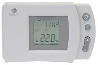 Termostato digital programable para calefacción