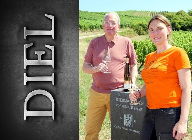 Armin und Caroline Diel vom Schlossgut Diel.
